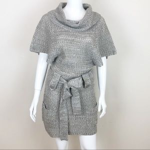 WISHES WISHES WISHES | woven sweater shirt M